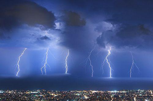 Calgary Stampede Lightning