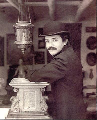 Carlos Rojas, pintor de los grandes - Hernan Diaz