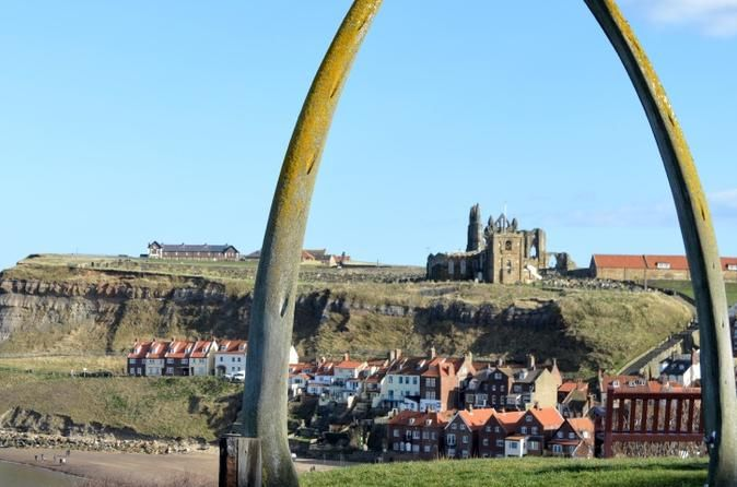 Private Tour to Whitby and the North York Moors from York Explore the stunning North York Moors on this tailor-made private tour from York (and the surrounding region). Travel through the beautiful Yorkshire countryside and visit the fabulous seaside town of Whitby, famous for its association with Captain James Cook and featured in Bram Stoker's Dracula, before boarding a steam train for a journey across the majestic North York Moors. You'll see the best of the Moors, spend...