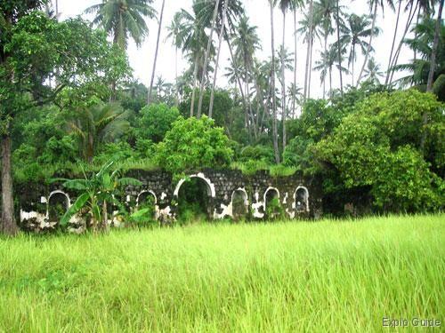 Pulau Penyengat, off Bintan
