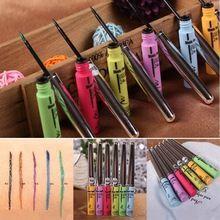 Sexy Colorido Delineador Líquido À Prova D' Água Beleza Make Up Eye Liner Pencil Pen SM27 Quente Novo alishoppbrasil
