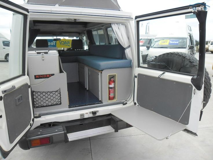 2010 Toyota Landcruiser Workmate Troopcarrier MY10 - carsales.com.au