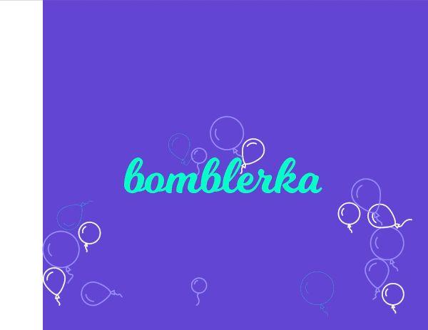 Bomblerka on Behance