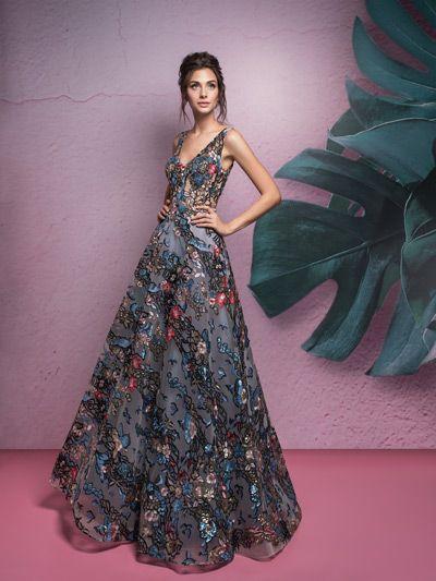 luxusné spoločenské šaty pre svadobnú mamu  fde067a743f