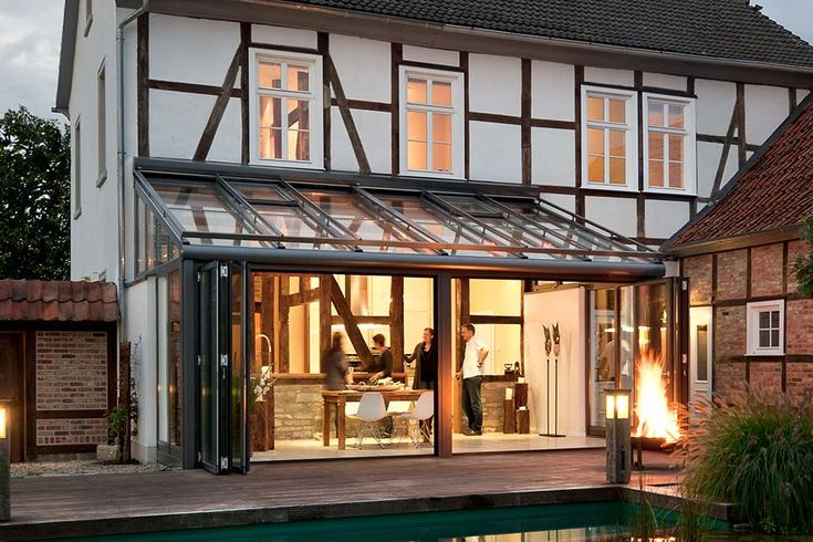 15 besten dachbalkon bilder auf pinterest dachausbau for Fachwerkhaus modern einrichten