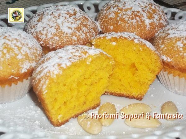 Muffin di carote e mandorle ricetta golosa  Blog Profumi Sapori & Fantasia