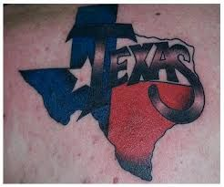 Image result for texas tattoos
