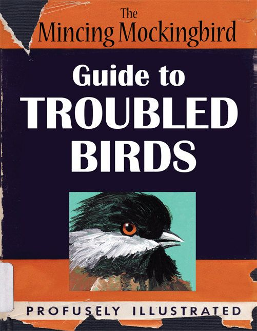 The Mincing Mockingbird Guide to Troubled by MincingMockingbird, $13.99