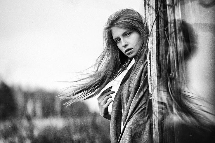Anna. MD: Анна Бродкина #портрет #портрет девушки Автор: Пантелеев Алексей