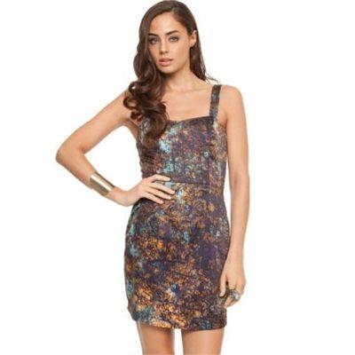 Cooper St - Wild Autumn Dress - Dresses (Multi)