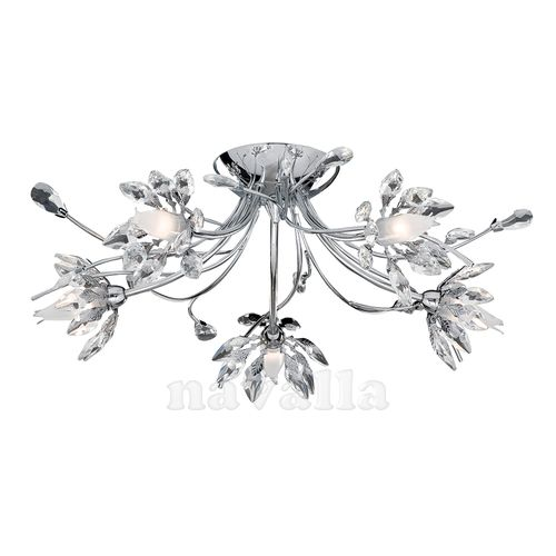 Beautifully elegant ceiling light from Searchlight, which will bring into your home twinkle like being in a fairytale palace :)