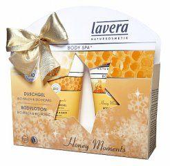 Lavera Honey Moments Gift Set