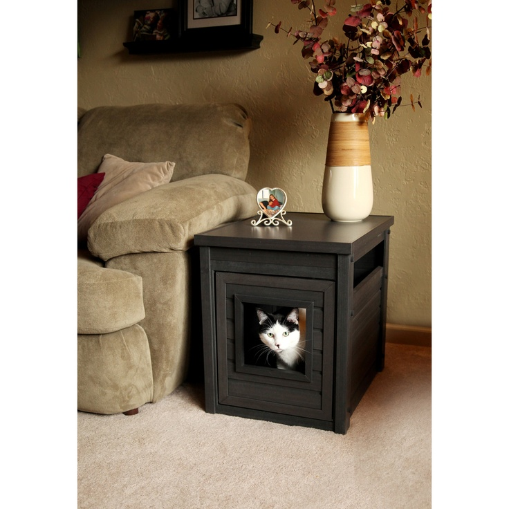 Eco Friendly Litter Box Cover And End Table Overstock