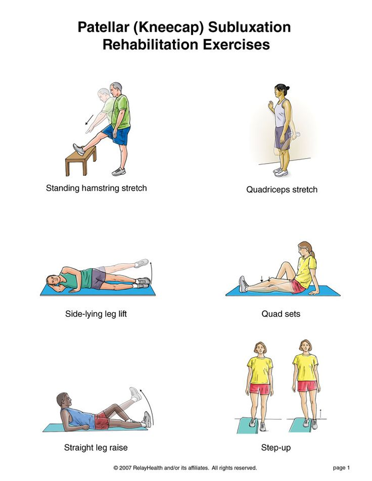 72 Best Images About Home Exercise Handouts On Pinterest