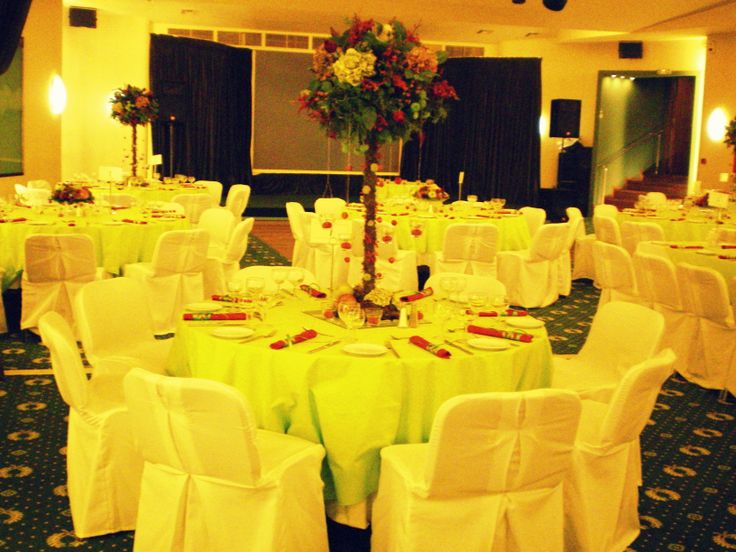 Decoration for a Beautiful Wedding Party!! LUCY HOTEL