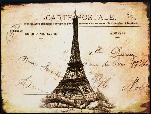 carte postale m pa i pinterest post card french script and vintage labels. Black Bedroom Furniture Sets. Home Design Ideas