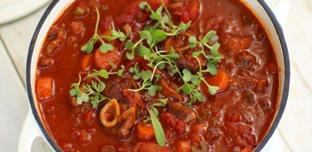 Easiest lamb stew
