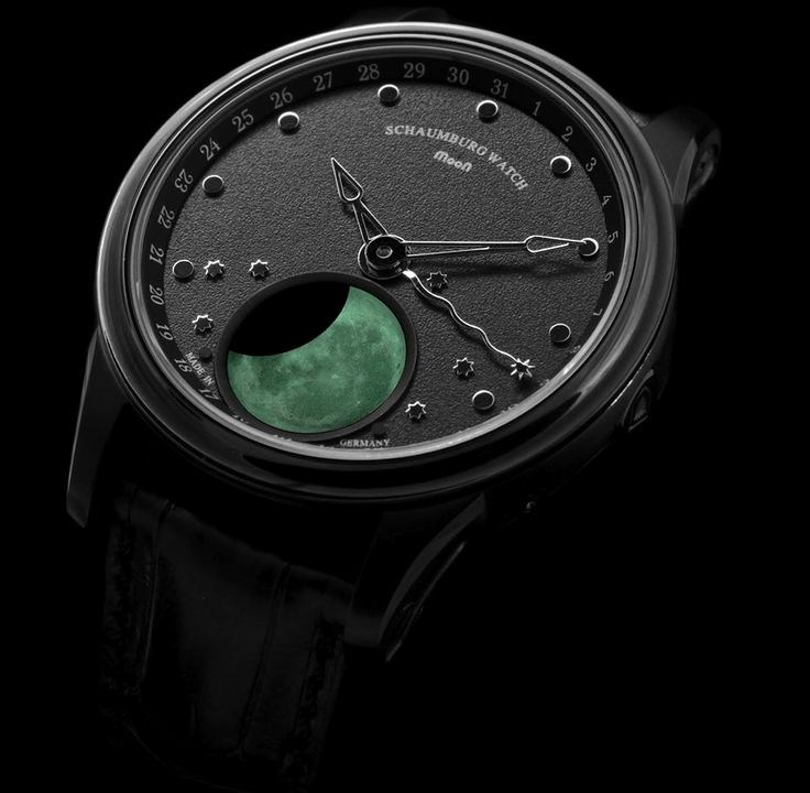 Schaumburg Watch: Moon Grand Perpetual Two – księżyc na nadgarstku!