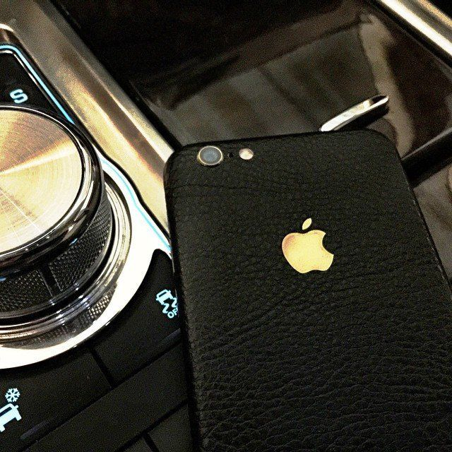 You will not have to worry about losing your iPhone magnificence when protecting it with the iPhone 6+ Black Leather Full Body Wrap.: