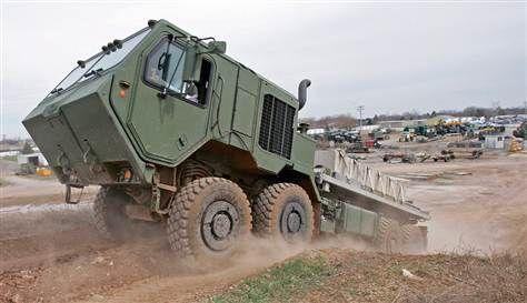 Military looks to develop heavy hybrid trucks - Business - Autos   NBC News