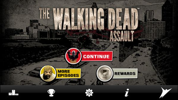 The Walking Dead: Assault is out on mobile and we've got some screenshots for you to enjoy!