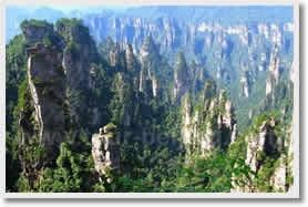Zhangjiajie- was totally amazing