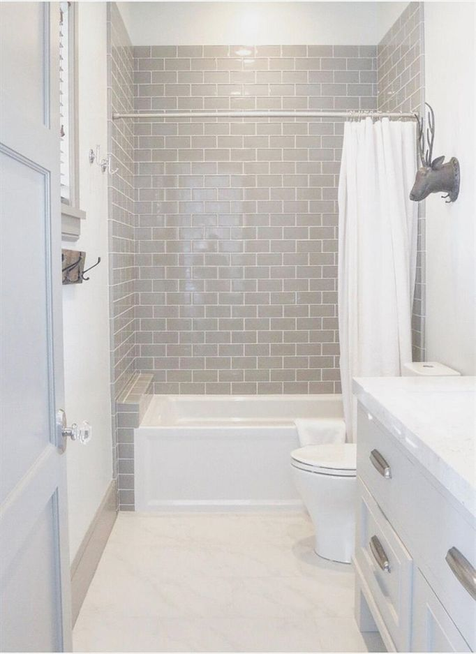Remodeling apartment remodelingapartment glass subway - Bathroom tile ideas for small bathrooms ...