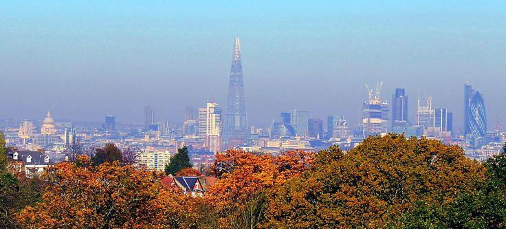#London / Londyn - panorama http://www.yougo.pl/przewodnik/27/przewodnik-na-igrzyska-olimpijskie-londyn-2012