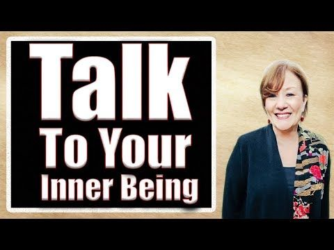 Abraham Hicks - Talk To Your Inner Being - Upload By Dreamunity333 ☑ - YouTube