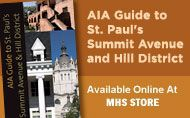 Historical Summit Ave walking tour. Download the podcasts, grab a friend, and go!
