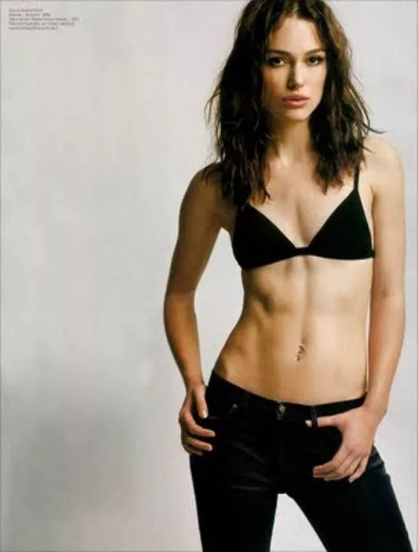 Keira Knightley is Ready to Th... is listed (or ranked) 5 on the list The 30 Hottest Keira Knightley Photos