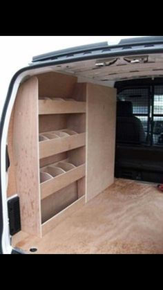 17+ best ideas about Van Shelving on Pinterest | Van ...