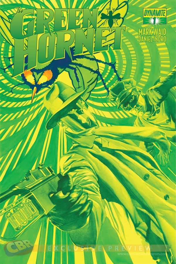 Green Hornet •Alex Ross