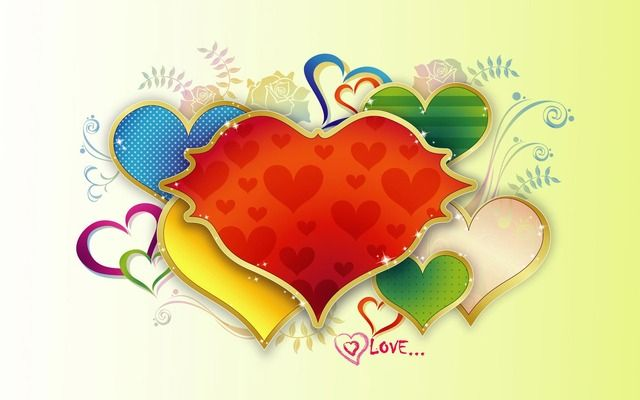 Loving Heart Valentine Desktop Backgrounds Hd Wallpaper - 1521160