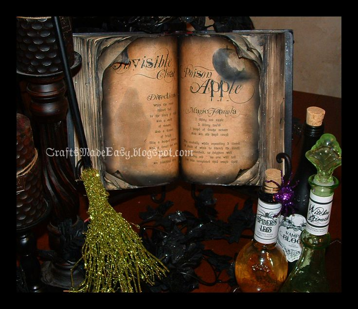 Crafts Made Easy: Magic Spells