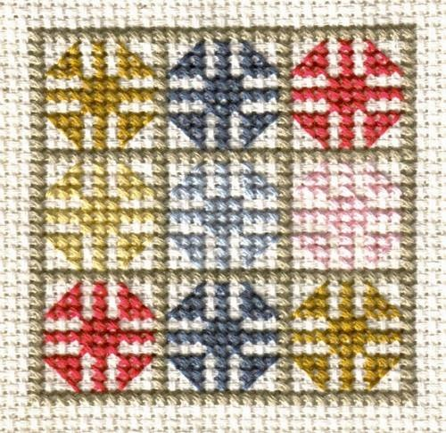 51 best Stitchery-quilt squares images on Pinterest | Embroidery ... : cross stitch quilt kits - Adamdwight.com