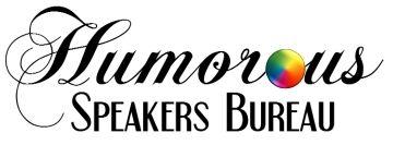 The Humorous Speakers Bureau Logo.