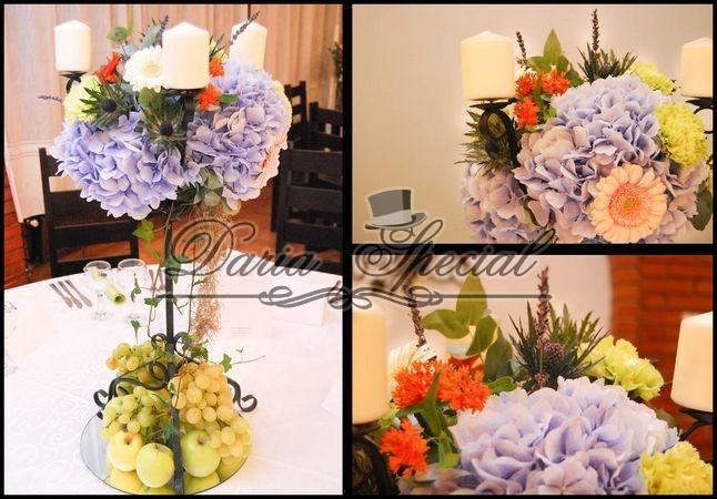 Nunti tematice | nunta | nunti | decoratiuni nunta | aranjamente florale nunta | buchete si lumanari