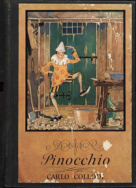 "A children's book from 1800's, ""Pinocchio"" by Carlo Collodi has inspired so many artists until now. Walt Disney made up an animation film totally different than the book, as Steven Spielberg created his great sci-fi film called ""Artificial Intelligence"" based on the story of Pinocchio. I still wait for a Tim Burton touch in the future for a stop motion version. Pinocchio was also one of my favorite book and Japanese anime too when I was a kid."