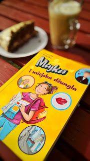 To już kolejna książeczka z serii MAJKA, którą pożyczyłam z biblioteczki mojej córeczki. Tym razem bohaterka zmaga się z miejską dżunglą a ja ze zdziwieniem stwierdziłam, że wciągnęłam się w tę opowiastkę dla raczej młodszej młodzieży.