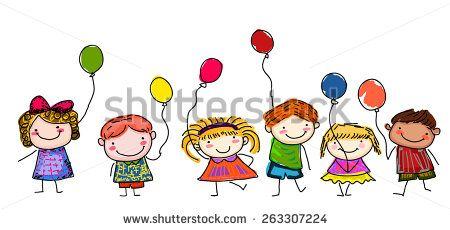 DIBUJO DE GLOBOS DE COLORES Fotos, imágenes y retratos en stock   Shutterstock