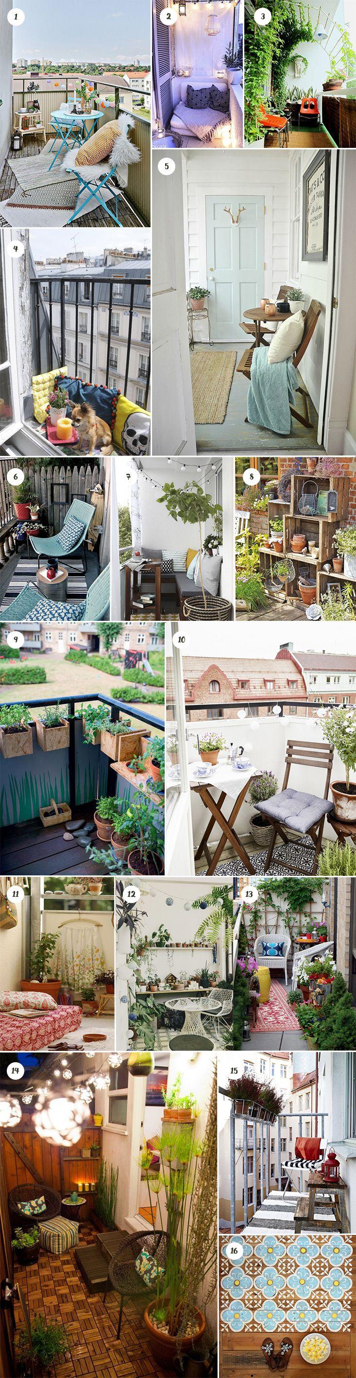 Les 25 Meilleures Id Es De La Cat Gorie Petit Balcon Sur Pinterest Jardin De Petit De Balcon