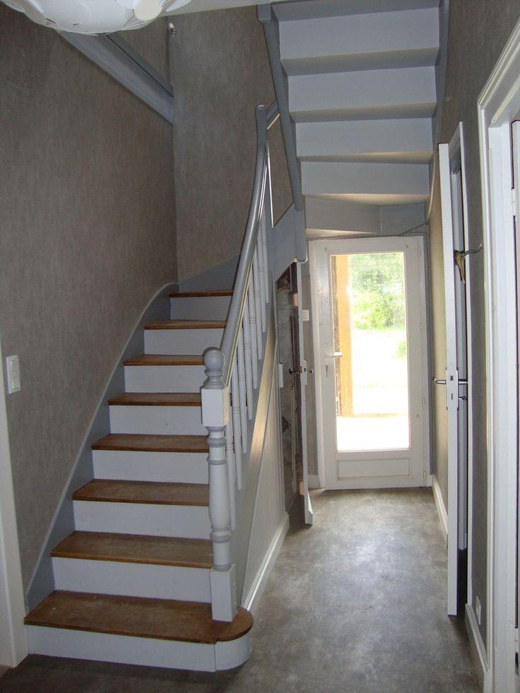 peindre escalier en bois - recherche google | idée déco