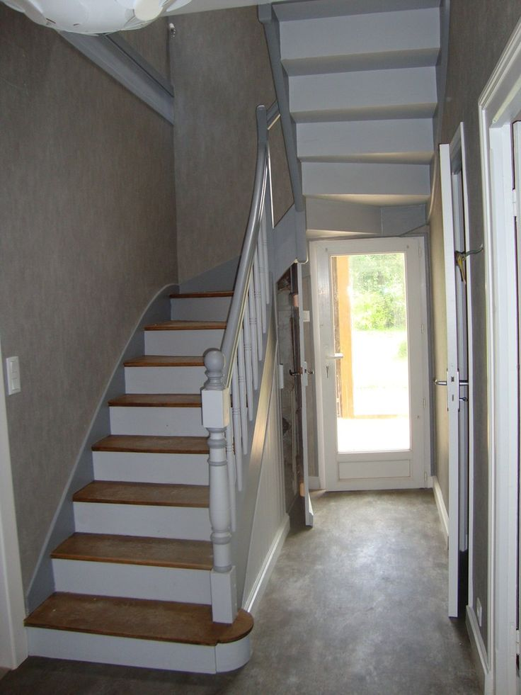 25 best ideas about peinture escalier bois on pinterest for Peindre escalier beton