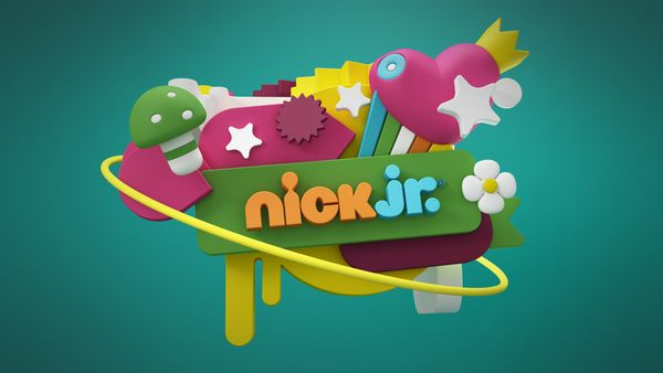 IDs Nick Junior by Ruben F Stremiz, via Behance