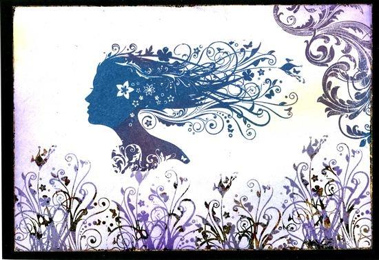 Juliet, Vintage Flourish