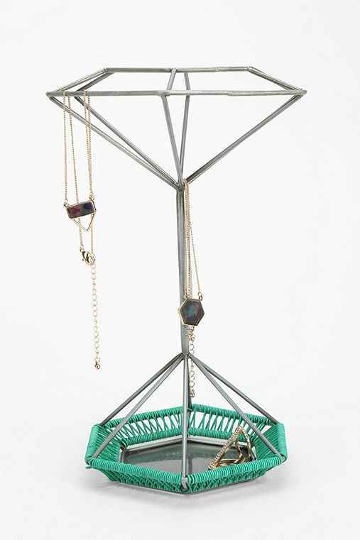 Magical Thinking Diamond Wire Jewelry Stand - Urban Outfitters