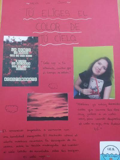 """Paola es """"Cielo rojo"""""""