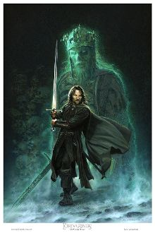 Clash of Kings - Aragorn and the King of the Dead
