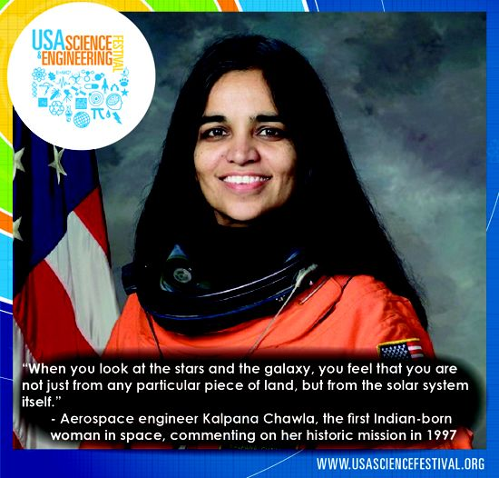 first indian origin woman astronaut in space - photo #22